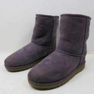 UGG 5251 Australia Kids Classics Short Warm Boot 6